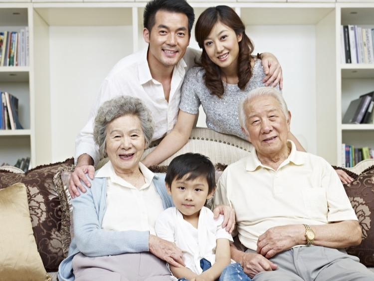 Elderly rights law in china