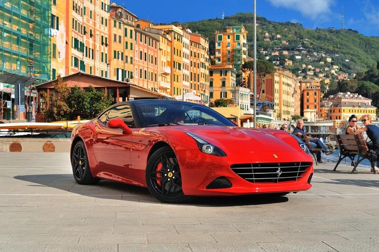 Ferrari - Italian brand