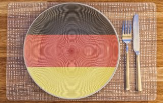comida alemana