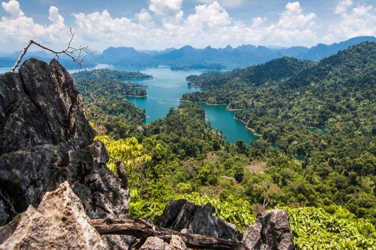 Khao Sok Lake National Park