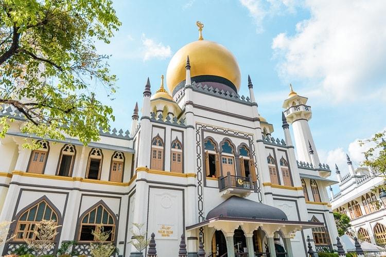 Masjid Sultan Kampong Glam