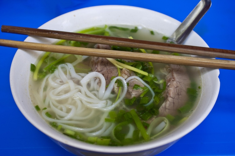 Pho - Vietnamese food