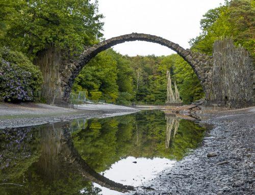 Rakotzbrücke: The Devil's Bridge in Germany