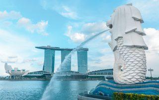 Resa till Singapore