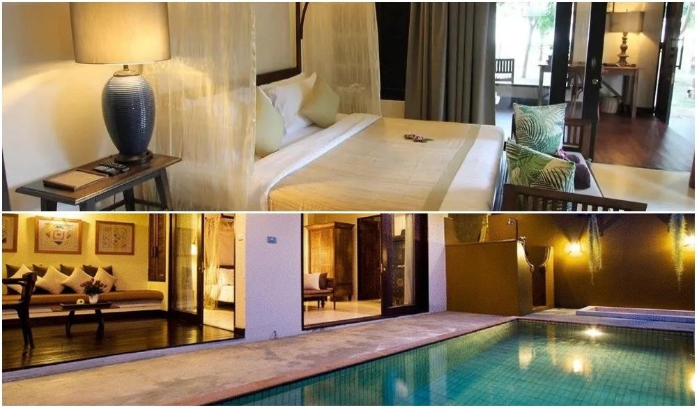 Saree Samui pool villa