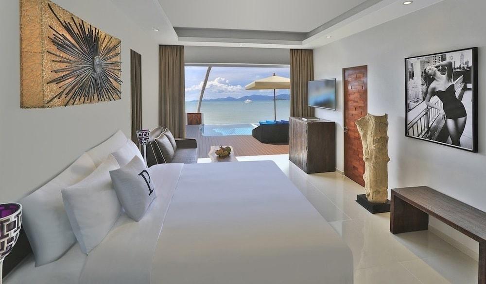 The Privilege Hotel Ezra Beach Club bedroom