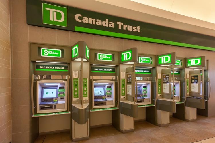 bankomater kanada