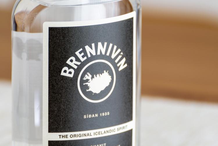 brennivin - Icelandic liquor