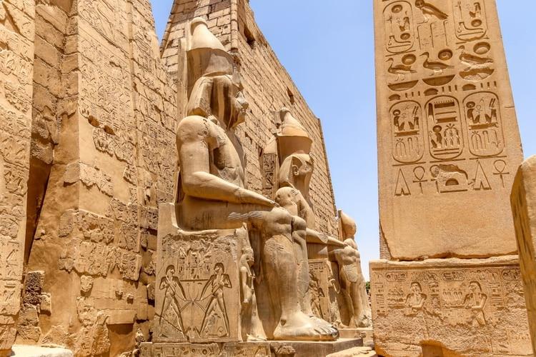 egypten resa