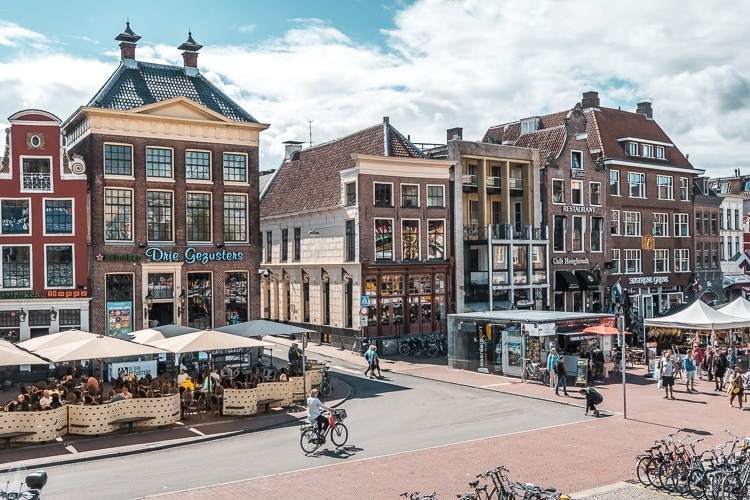 Groningen – A Beautiful University Town in North Netherlands