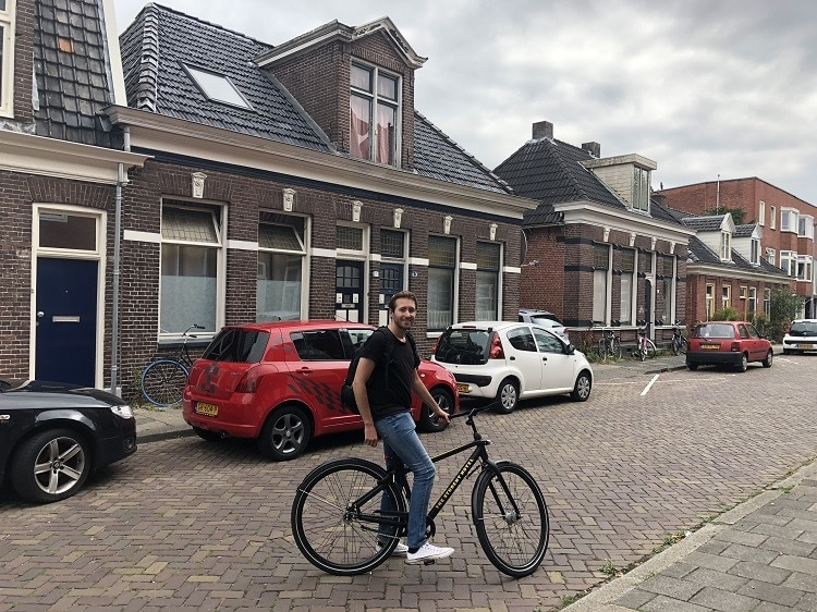 how to get around groningen