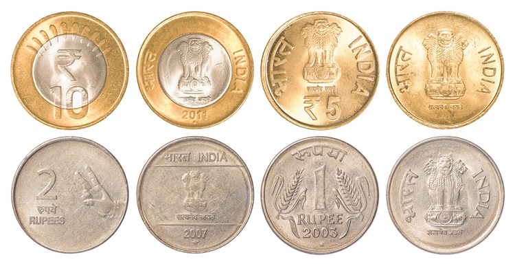 indien mynt