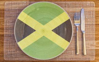 Comida tipica de Jamaica