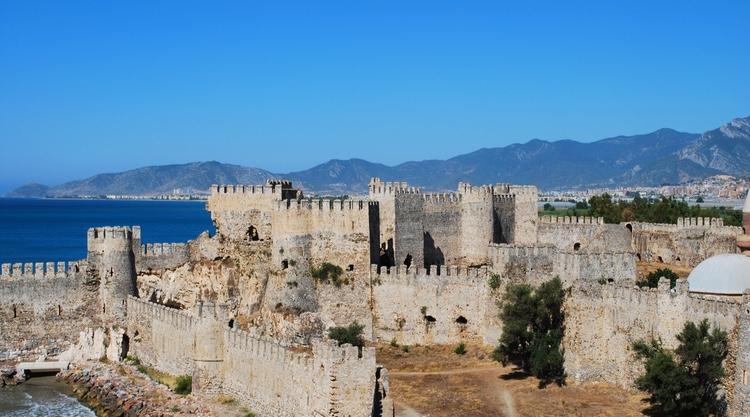 mamure castle