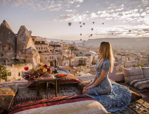 25 Fantastiska Platser att Besöka i Turkiet