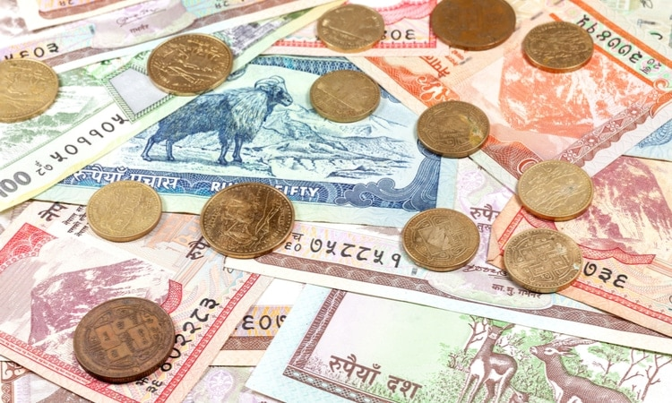 valuta nepal