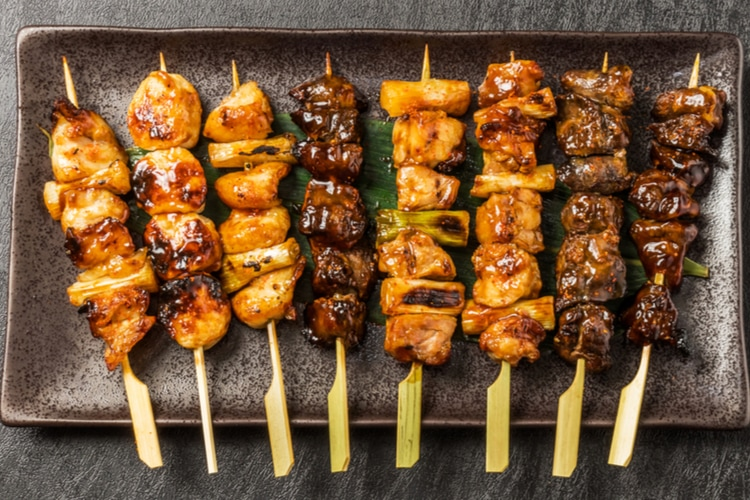 yakitori - Classic food Japan
