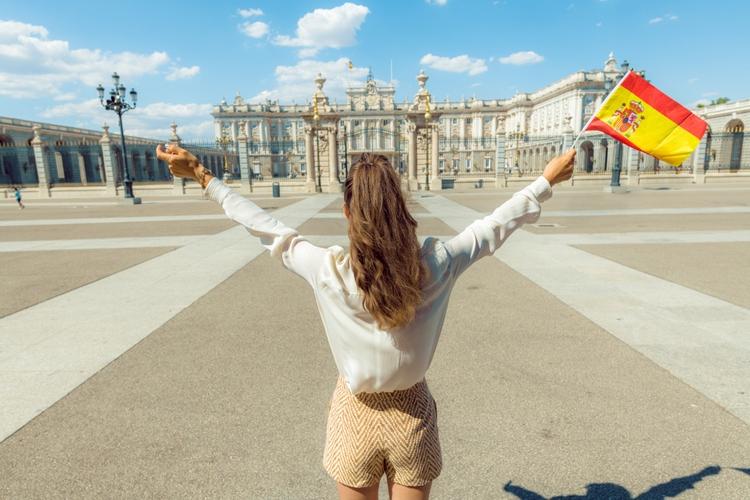 Vackra platser i Spanien