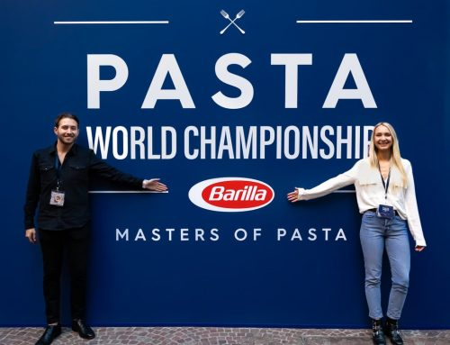 Pasta World Championship 2018 in Milano