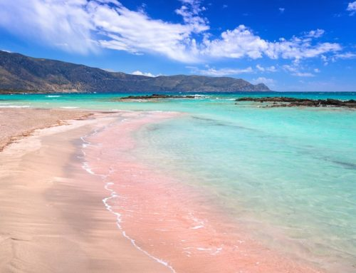 Elafonissi Beach in Crete – How to get there and more info