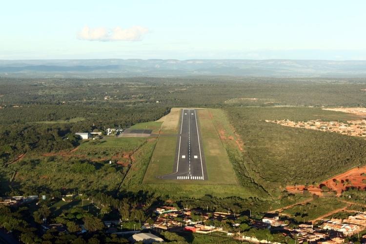 Brasiliansk flygplats
