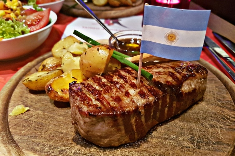 Argentinsk stek
