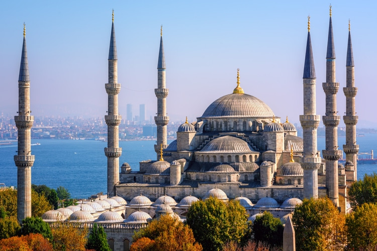Blue Mosque (Sultan Ahmet Mosque) – Information for Visitors