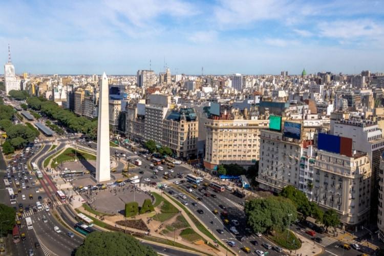Buenos Aires - Argentinas huvudstad
