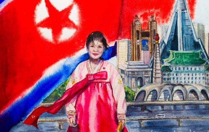 Sobre Corea del Norte