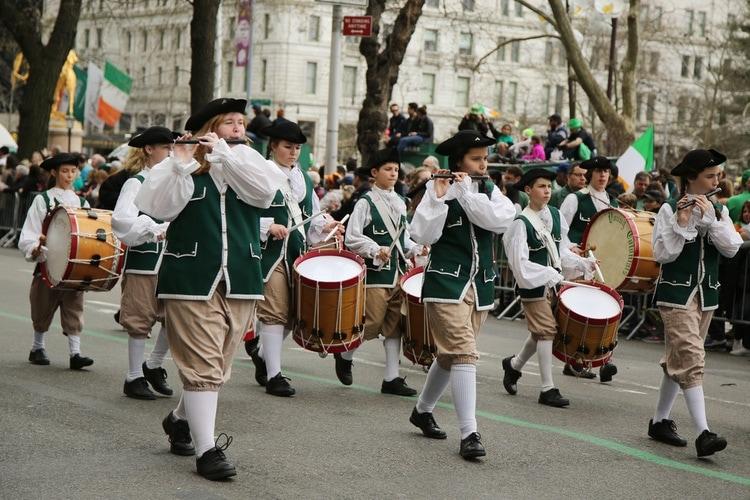 Irländare i New York