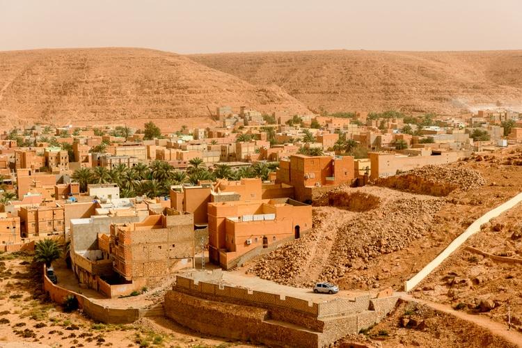 Argelia es el país africano más grande