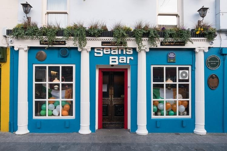 Irlands äldsta pub