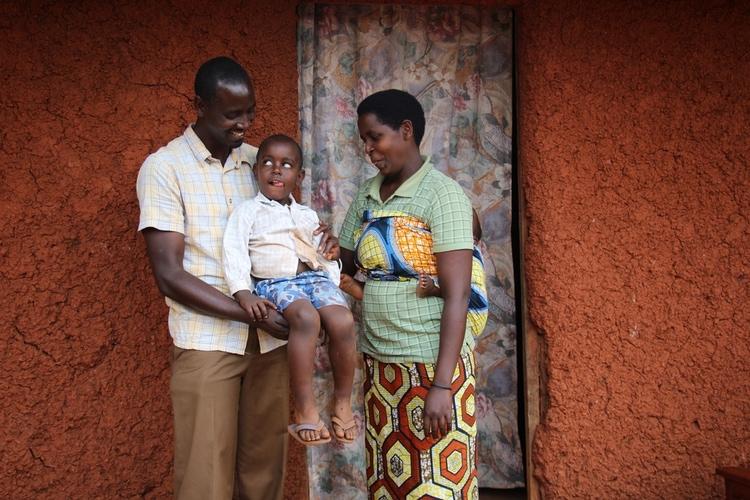 igualdad de género en Ruanda