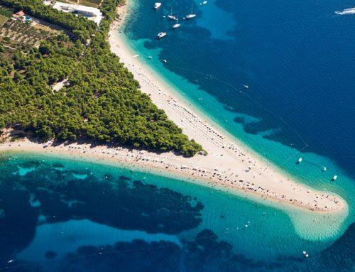 Zlatni Rat in Croatia – The famous golden beach