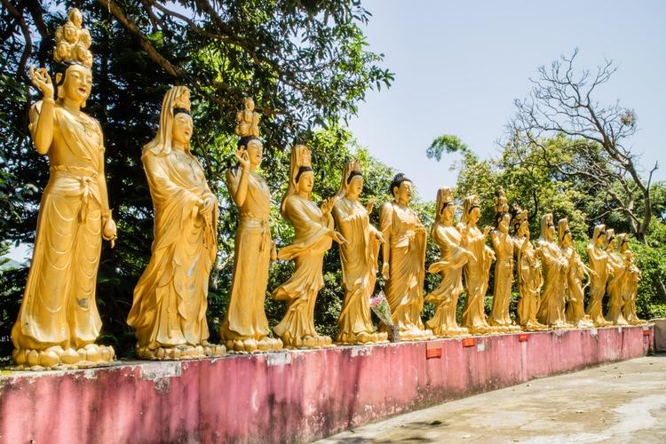 Monasterio de los 10.000 Budas