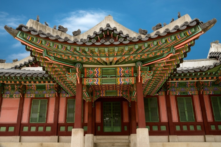 Changdeokgung Palatset