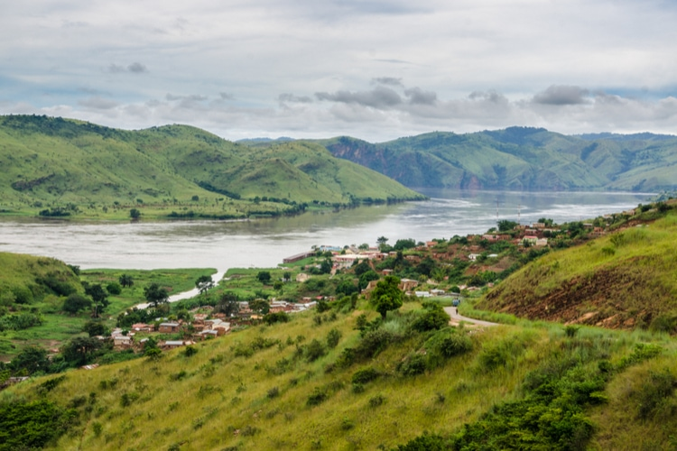 Kongofloden