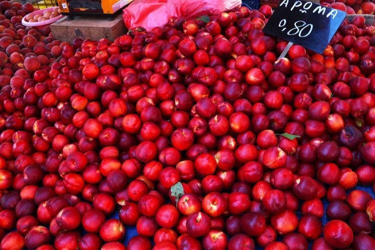 Greek Nectarines
