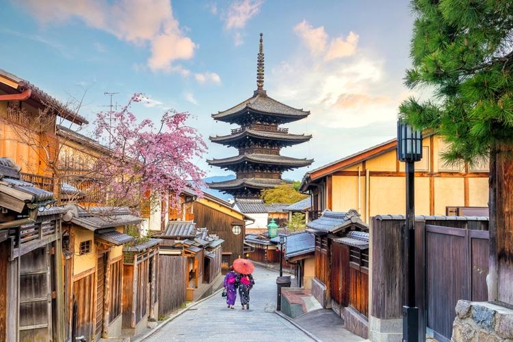 Lugares que ver en Japón