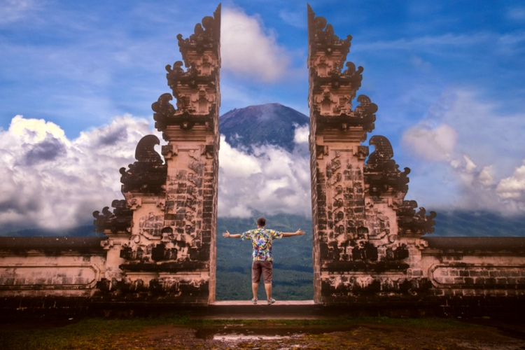 Pura Luhur Lempuyang - famous places to visit in bali