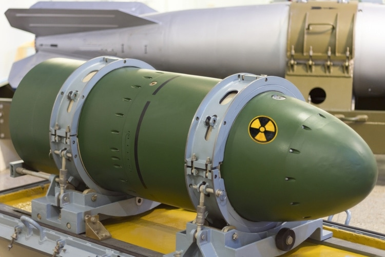 Russian Nuclear Weapon