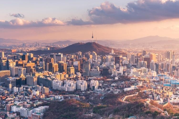Seoul - allmän fakta om Sydkorea