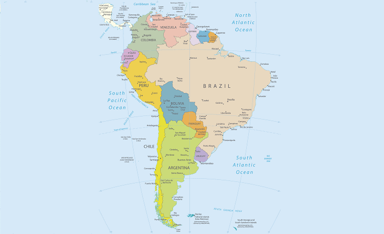 25 Interesting Facts about South America