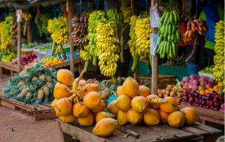 Sri Lanka Frukt