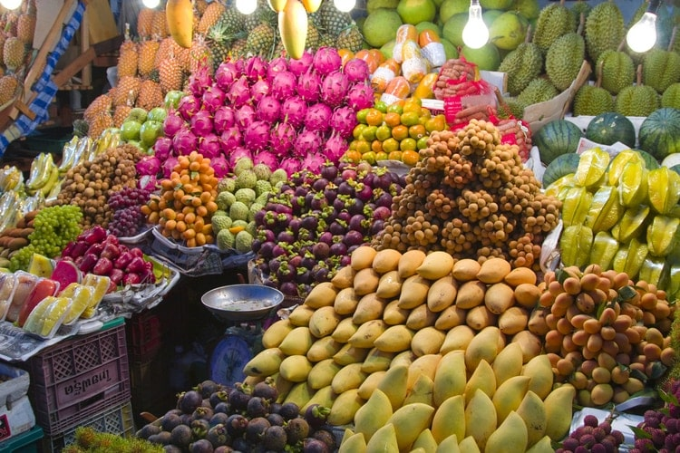 21 Thailand Fruits that you should try while visiting