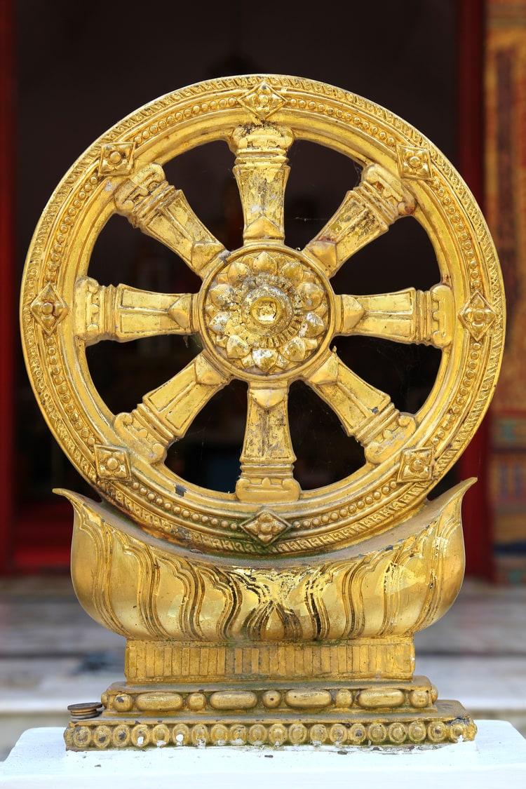 the wheel of dhamma