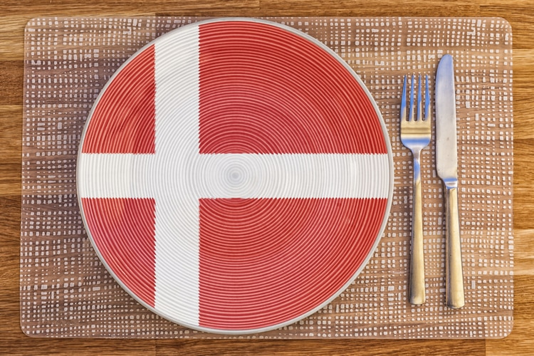 traditional danish food