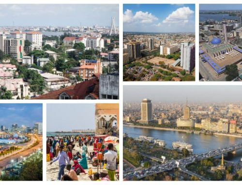 The Largest Cities in Africa 2019