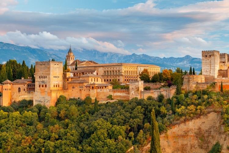 Alhambra UNESCO världsarv