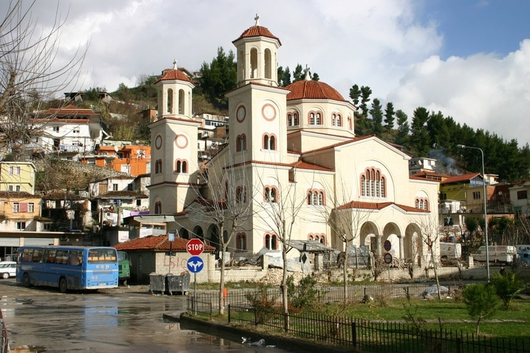 Berat Byzantine church